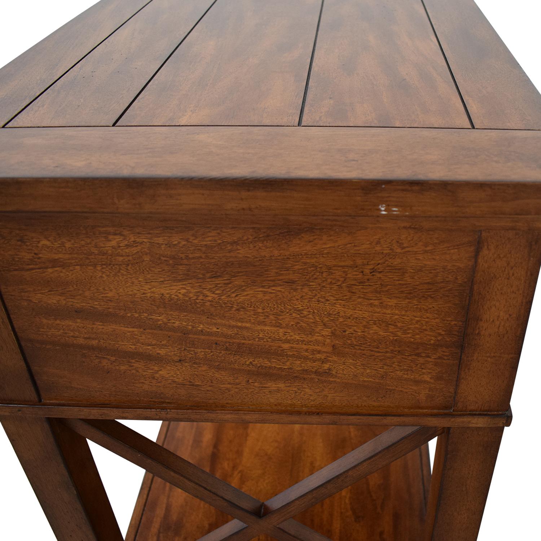 Ethan Allen Ethan Allen Single Drawer Nightstand dimensions