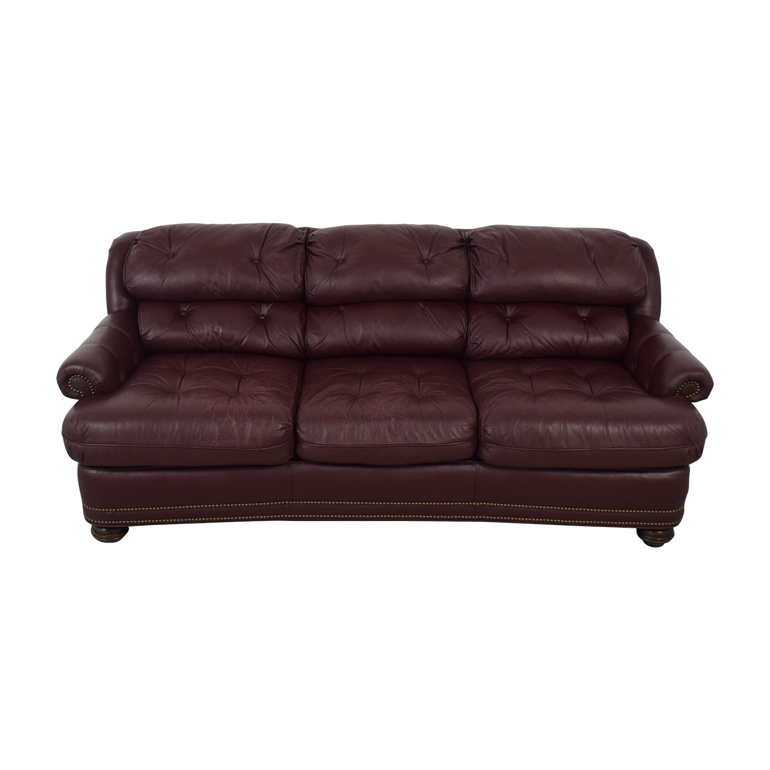buy Distinctions Furniture Red Nailhead Distinctions Furniture