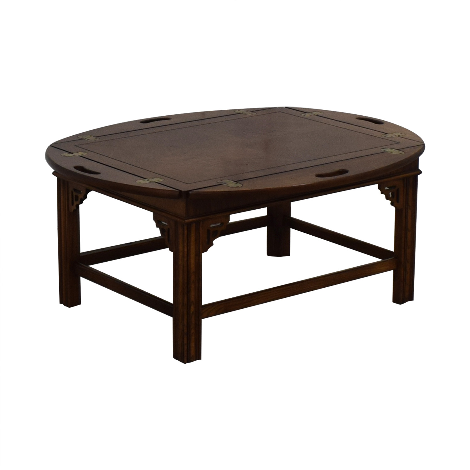 Side Folding Coffee Table / Coffee Tables
