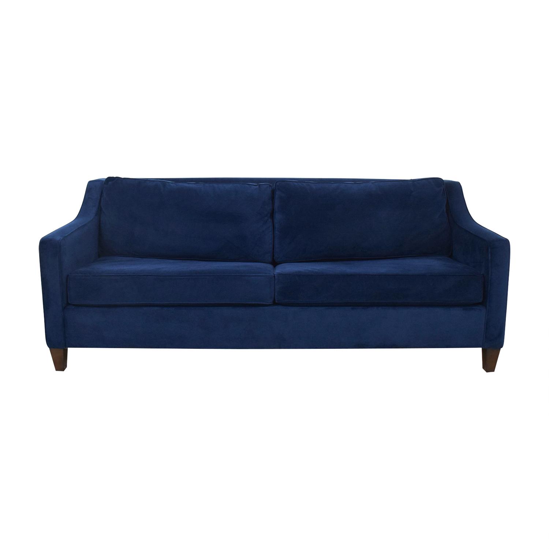 West Elm Paidge Queen Sleeper Sofa Second Hand