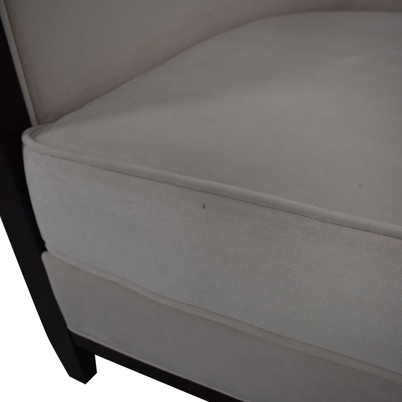 Coaster Fine Furniture Coaster Fine Furniture Leisure Cream Chair Barrel coupon