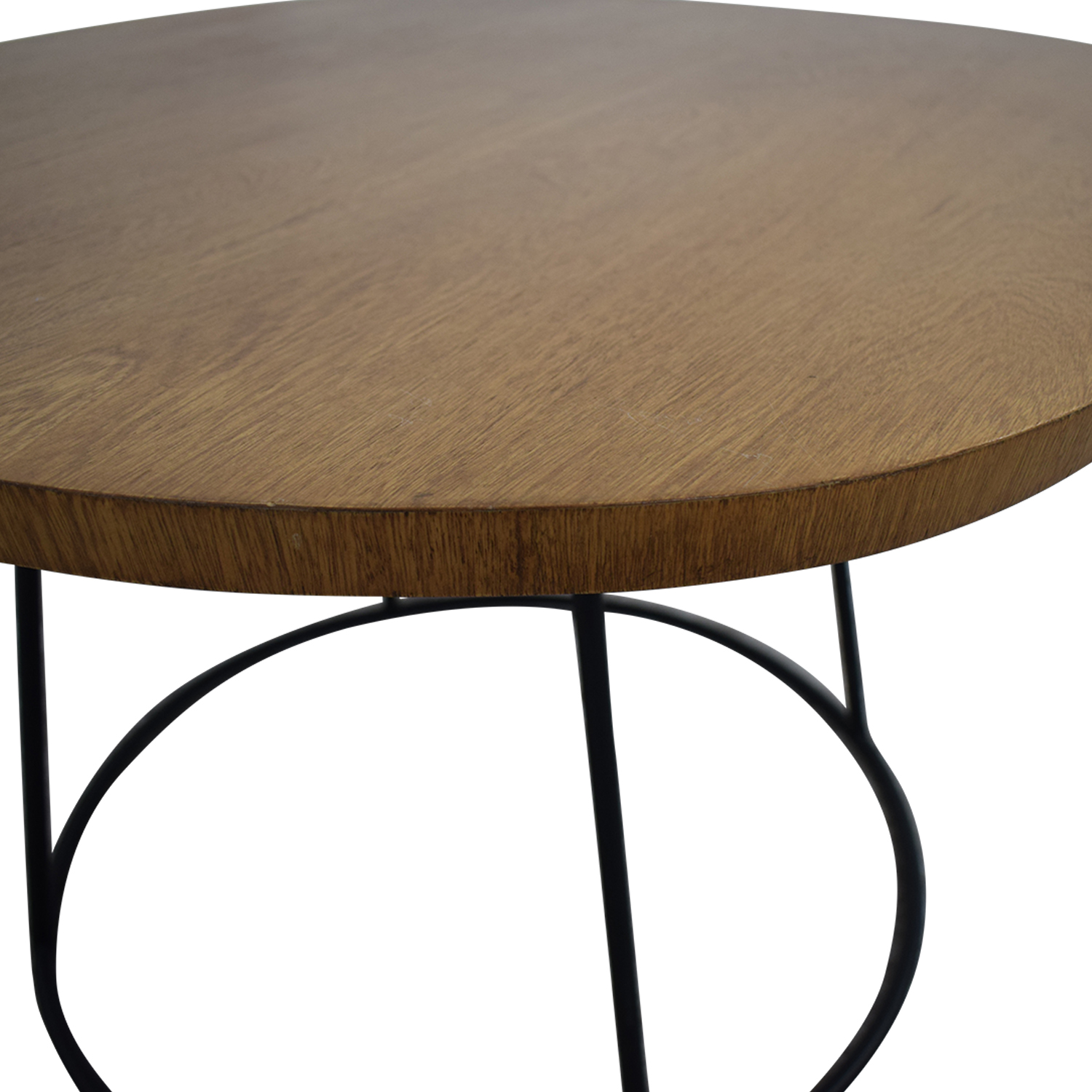 Zientte Zientte Sierra Round Cornered Square Side Table discount