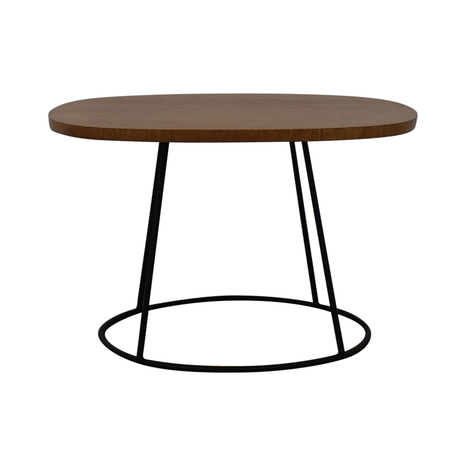 Zientte Sierra Round Cornered Square Side Table Zientte