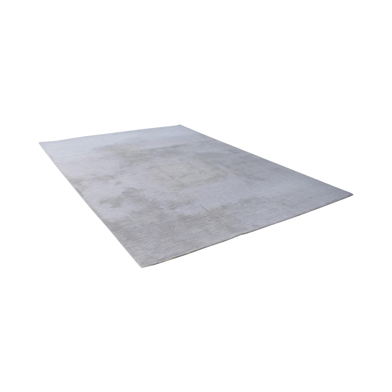 shop Feizy Rugs Grey Area Rug  Decor