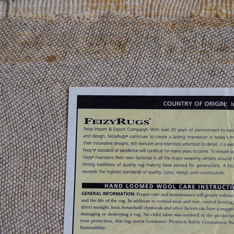 Feizy Rugs Grey Area Rug Decor