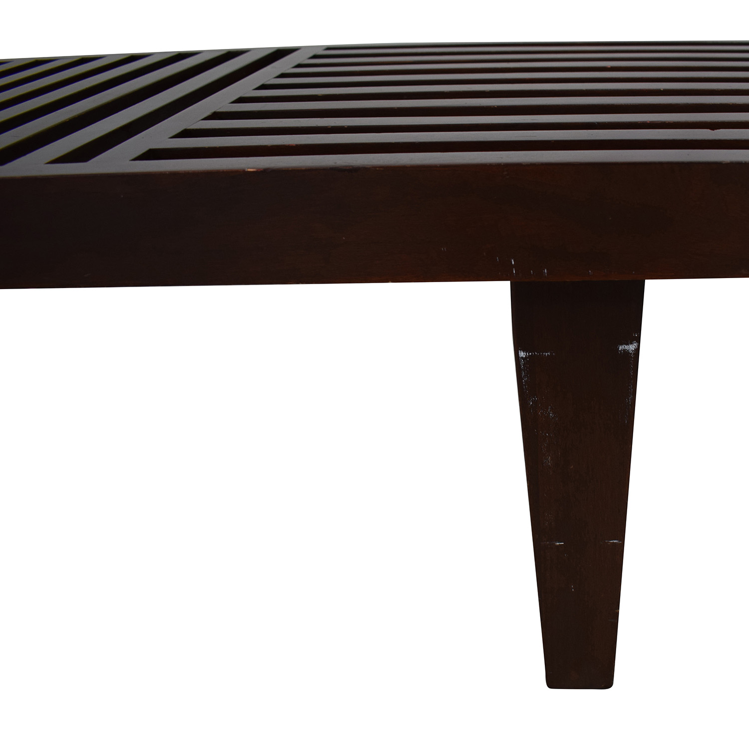 Geometric Entry Bench dimensions