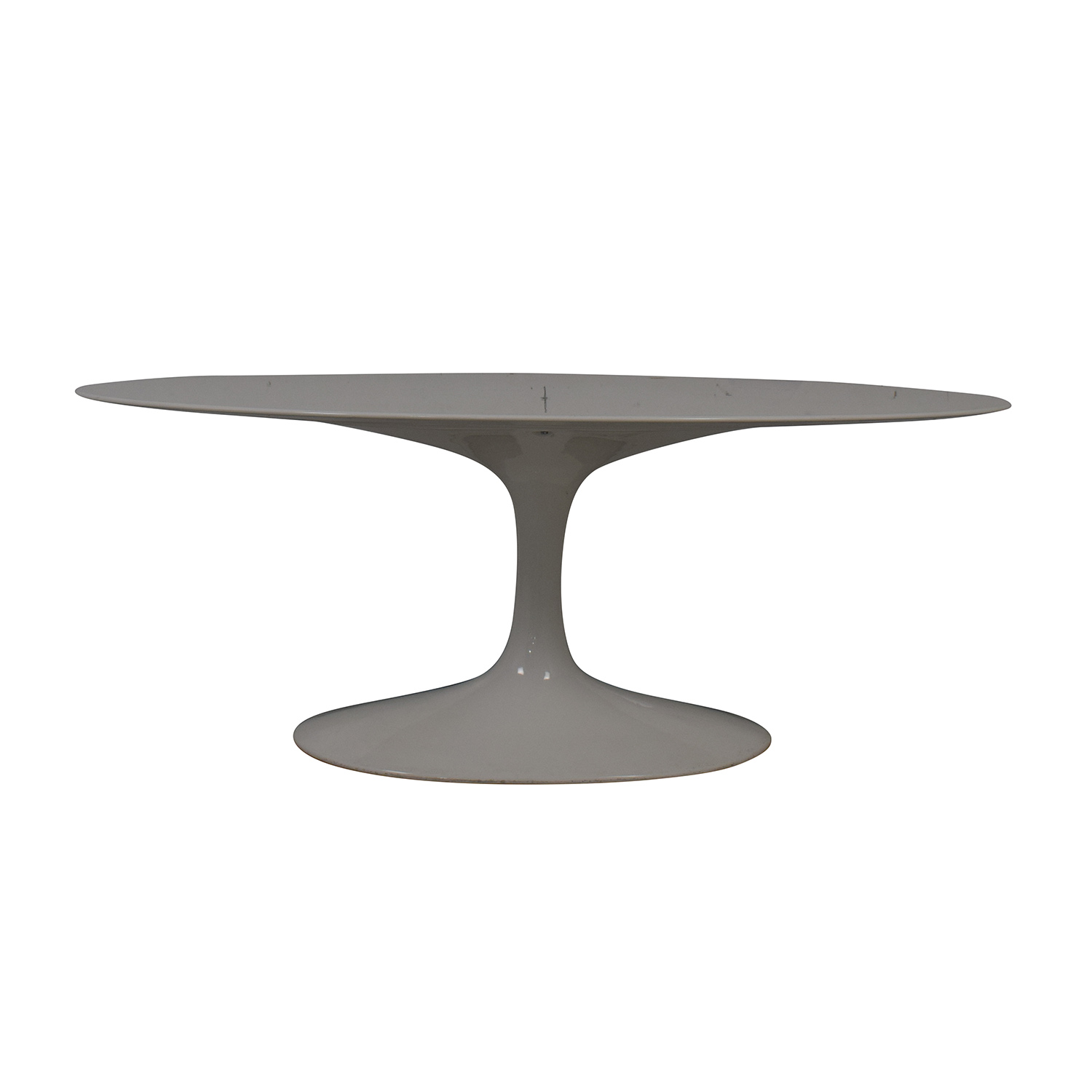 Replica Saarinen-Style Dining Table dimensions