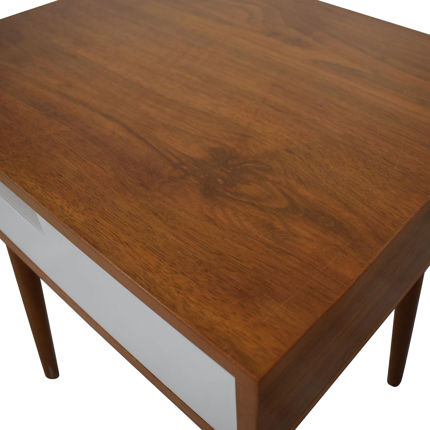 Wood Bedside Tables second hand