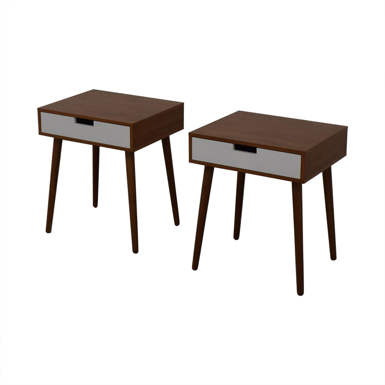 Wood Bedside Tables sale
