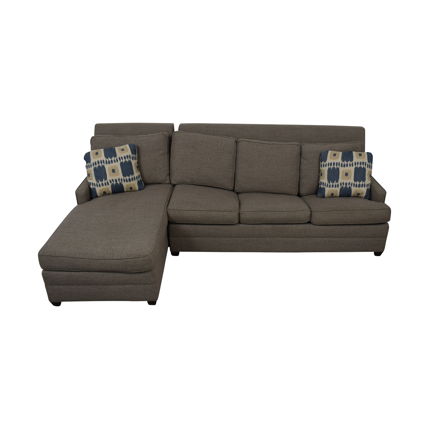 Vanguard Furniture Vanguard Furniture Left Chaise Queen Sleeper Sofa coupon