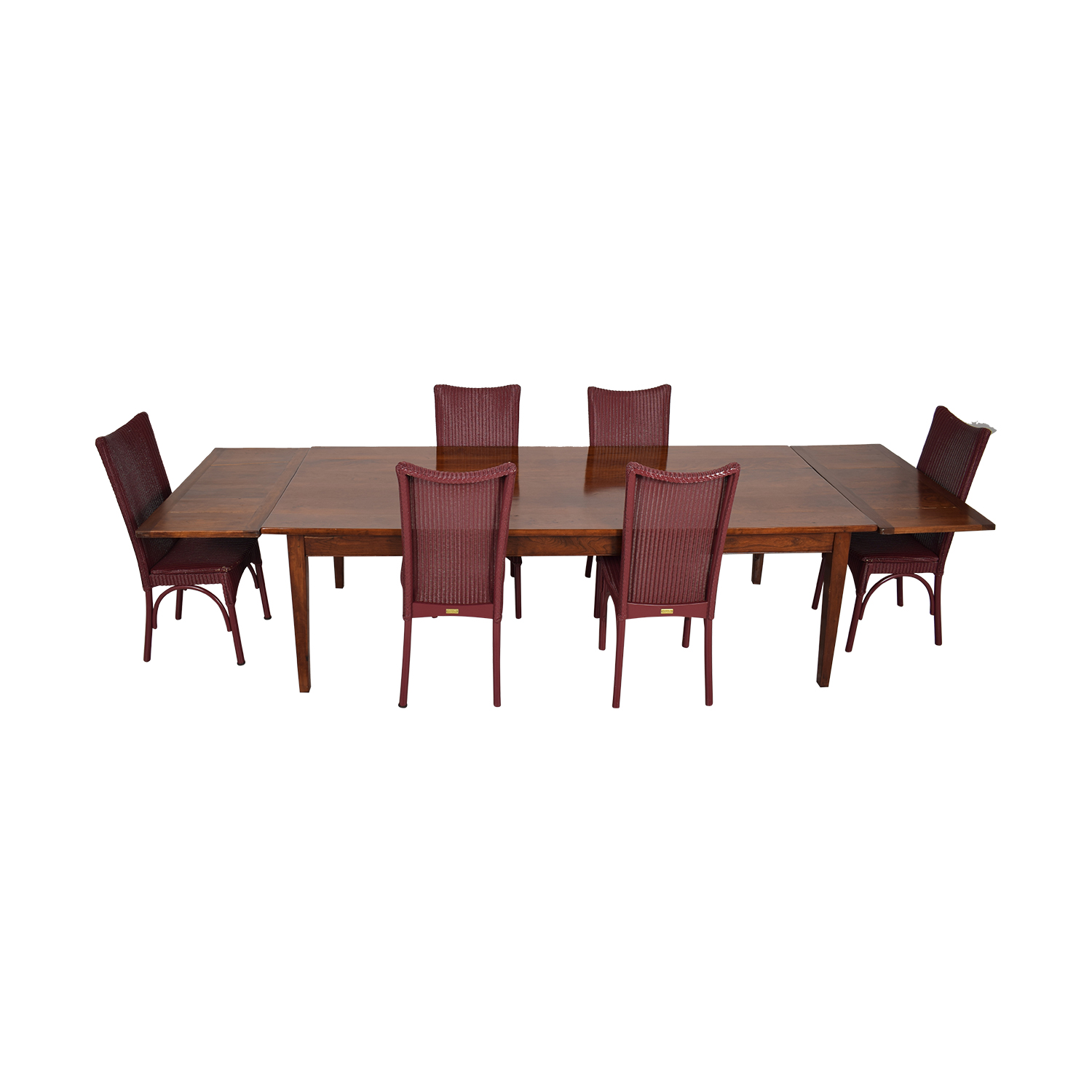 Loom USA Dining Chairs And Extendable Dining Table Dining Sets