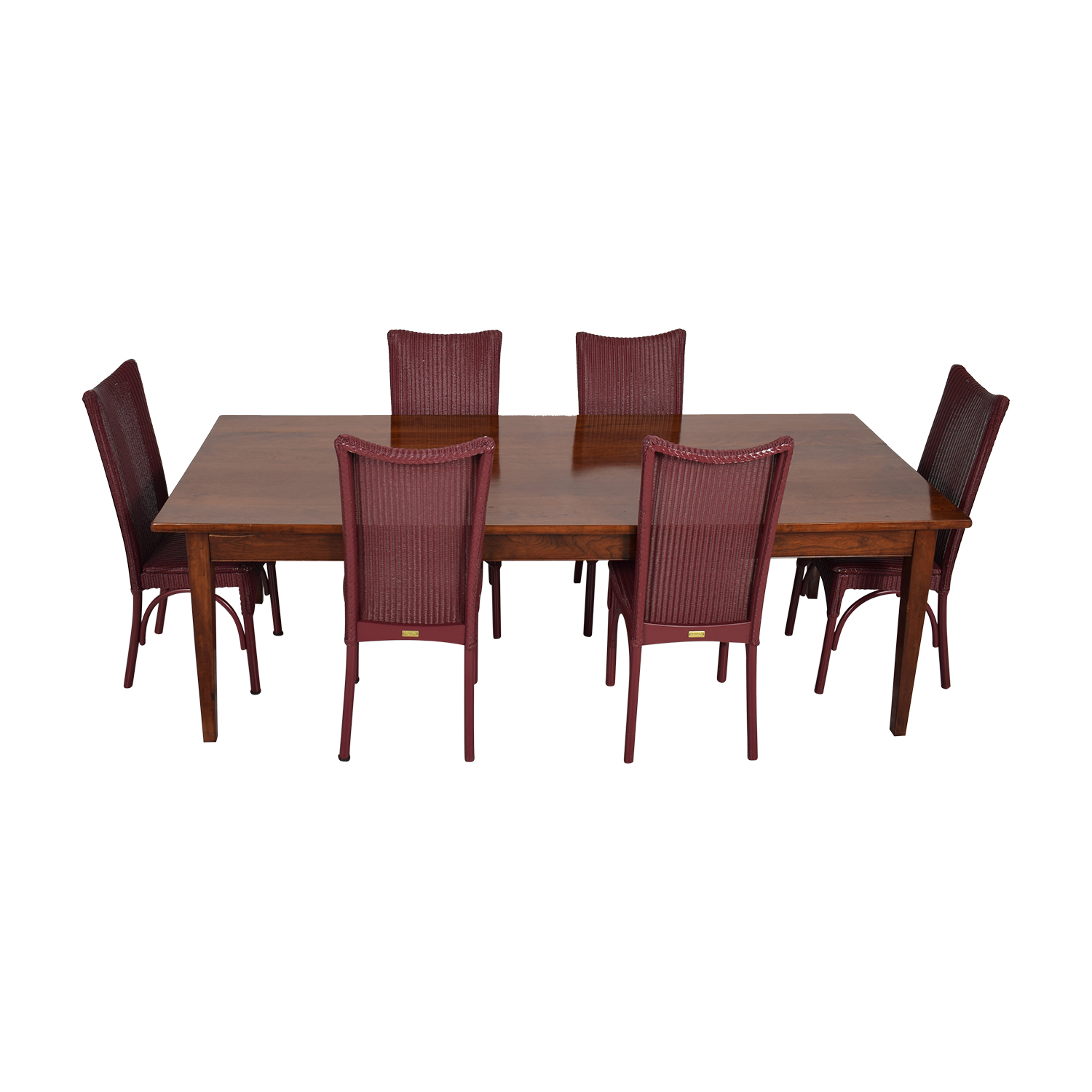 shop  Loom USA Dining Chairs And Extendable Dining Table online