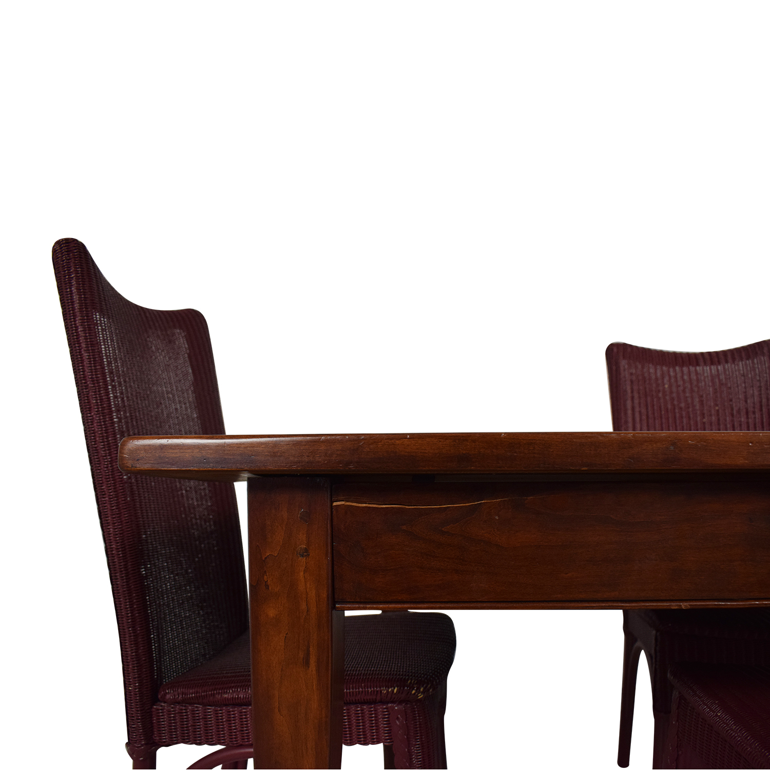 Loom USA Dining Chairs And Extendable Dining Table on sale