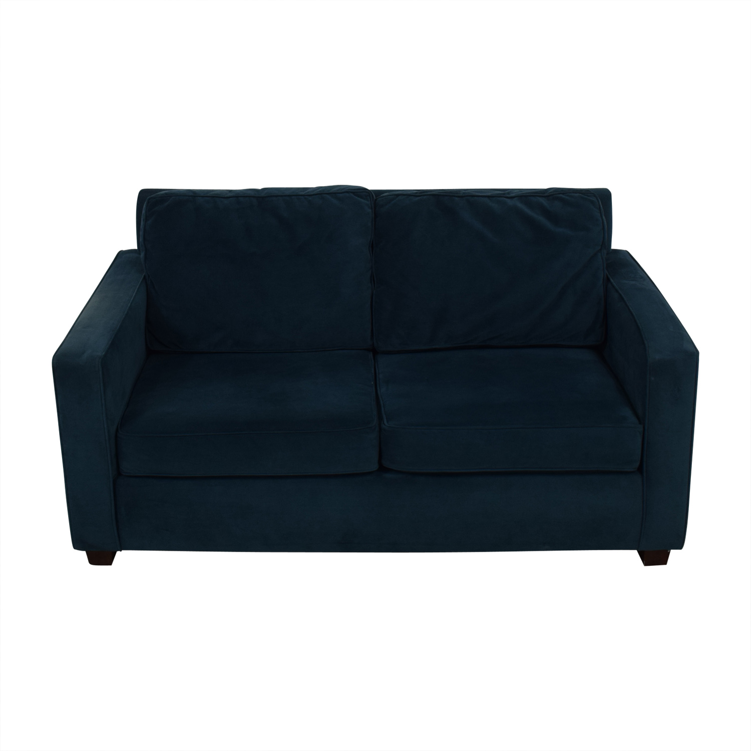 buy West Elm Henry Loveseat West Elm Sofas
