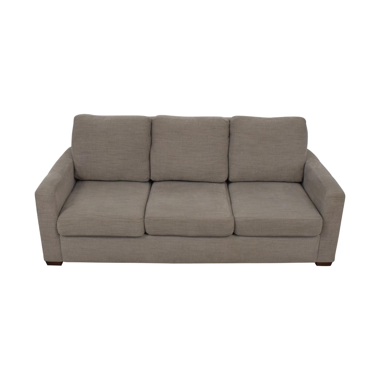Room & Board Room & Board Berin Wide Arm Sofa nyc