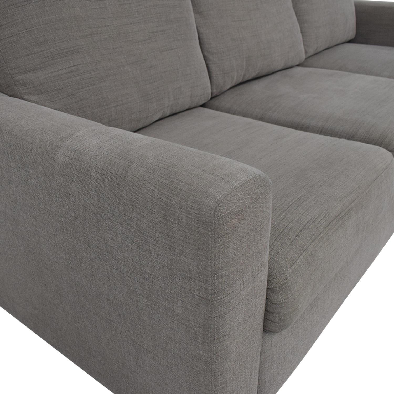 Room & Board Room & Board Berin Wide Arm Sofa