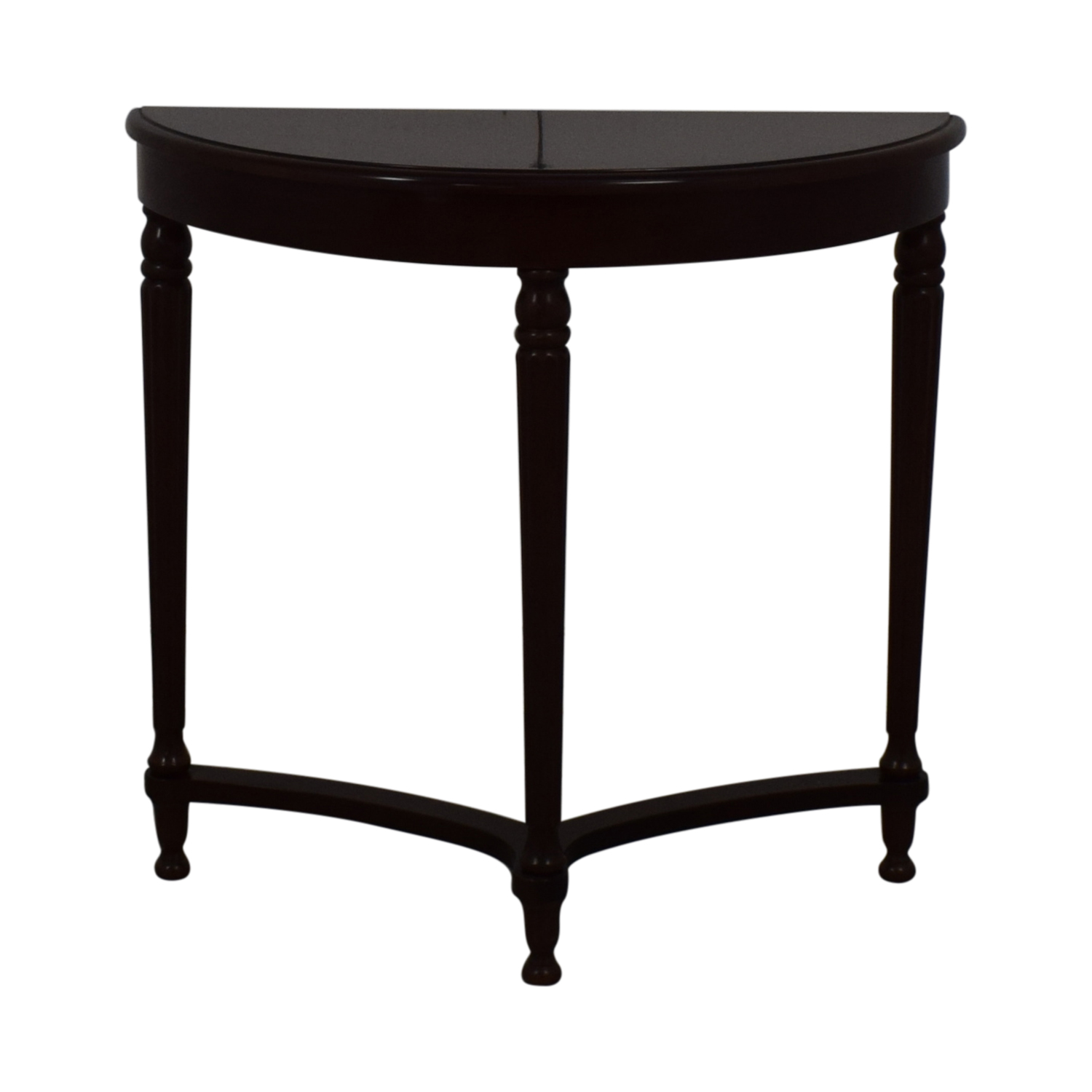 Bombay Company Bombay Company Crescent Console Table used