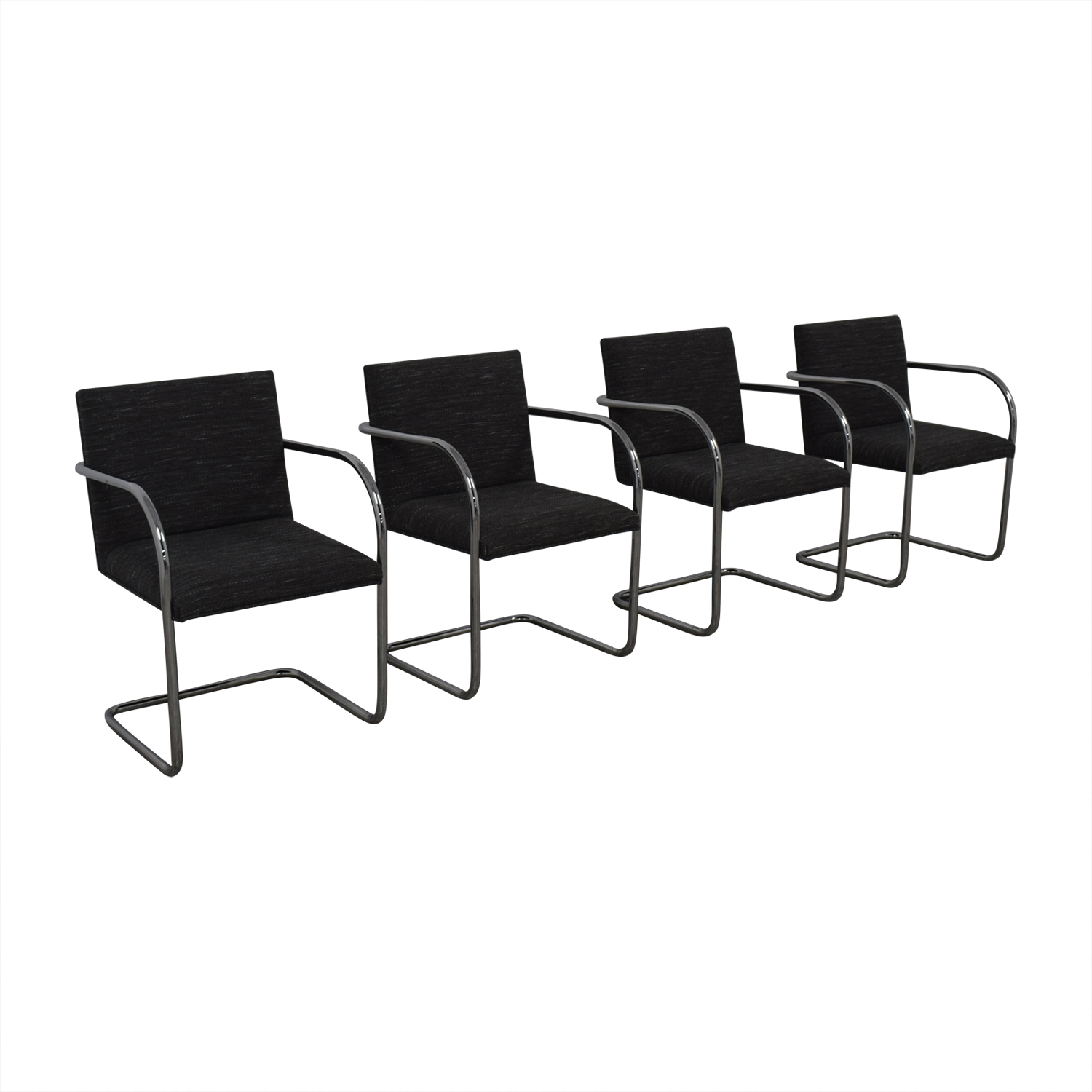 buy Chrome Upholstered Office Chairs  Chairs