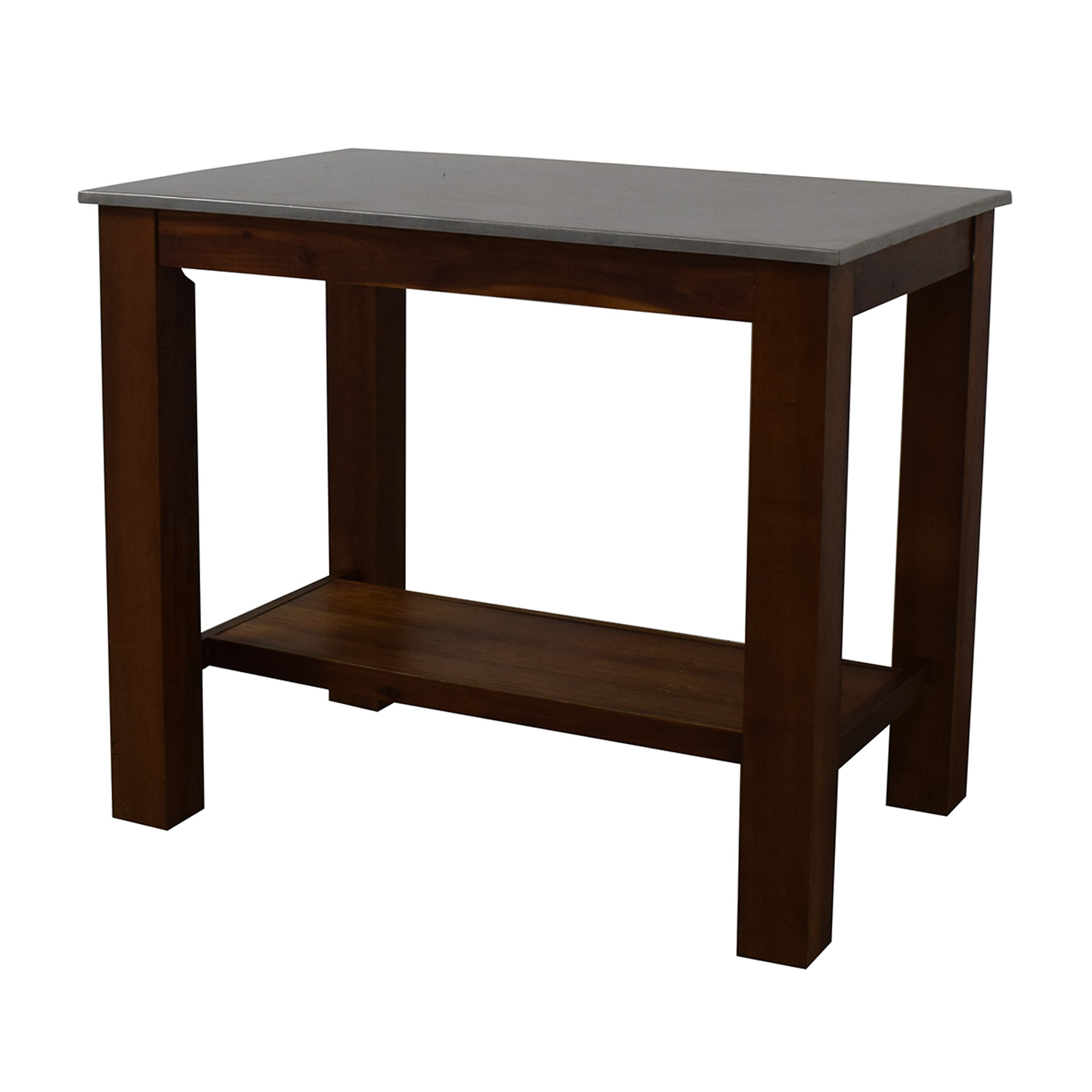 buy West Elm West Elm Rustic Kitchen Island online