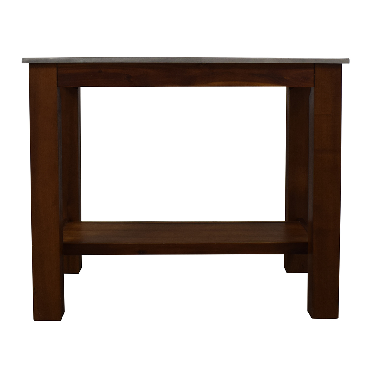 West Elm West Elm Rustic Kitchen Island on sale