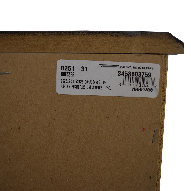 buy Ashley Furniture Juararo Dresser Ashley Furniture Storage