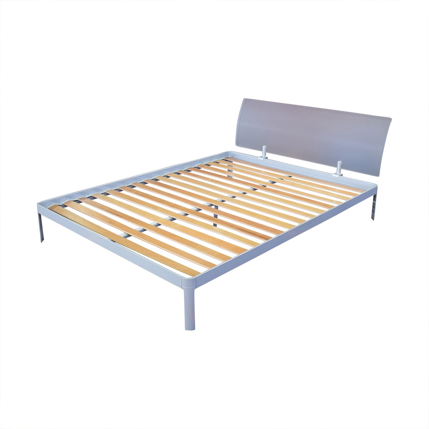 Design Within Reach Min Queen Bed Frame sale