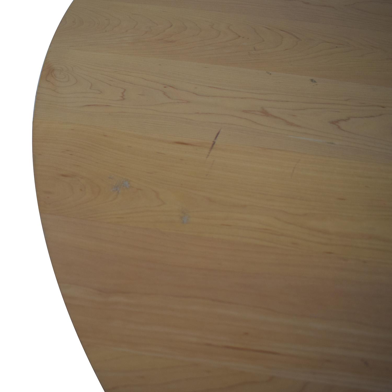 Room & Board Room & Board Dining Table tan