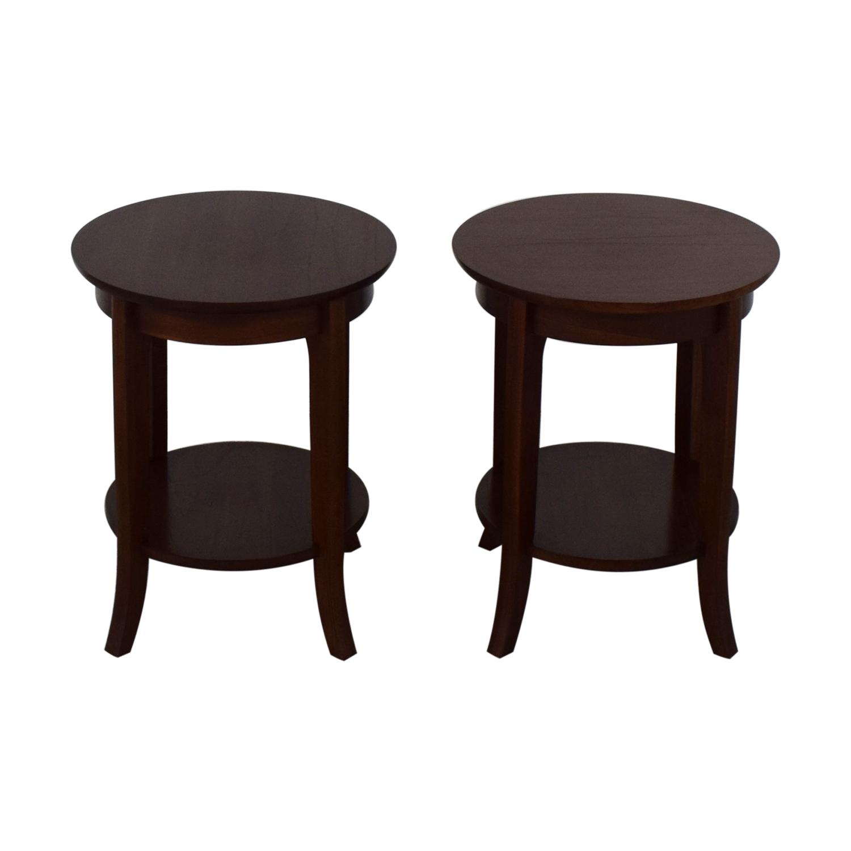 Pottery Barn Pottery Barn Side Tables on sale