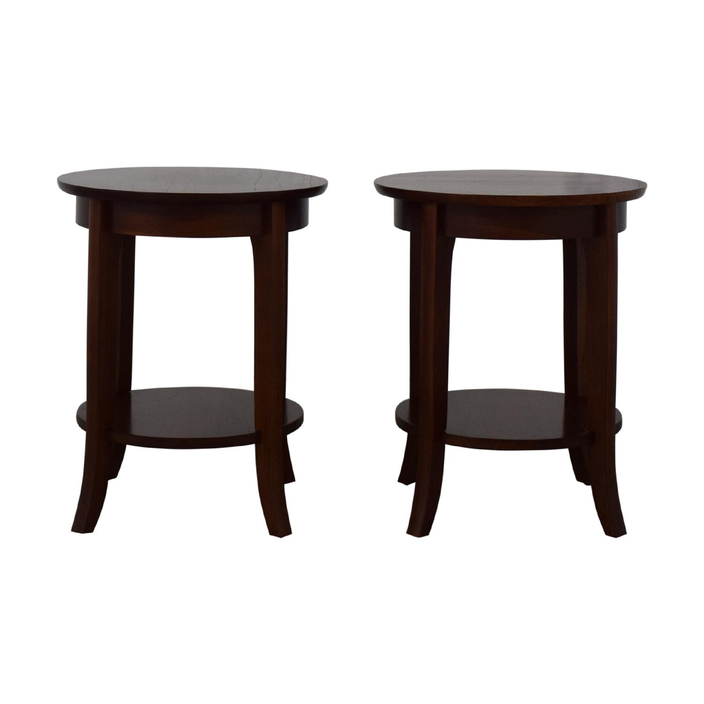 Pottery Barn Pottery Barn Side Tables nj
