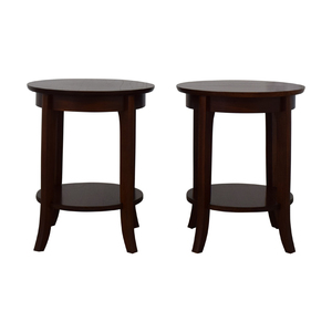 Pottery Barn Pottery Barn Side Tables price
