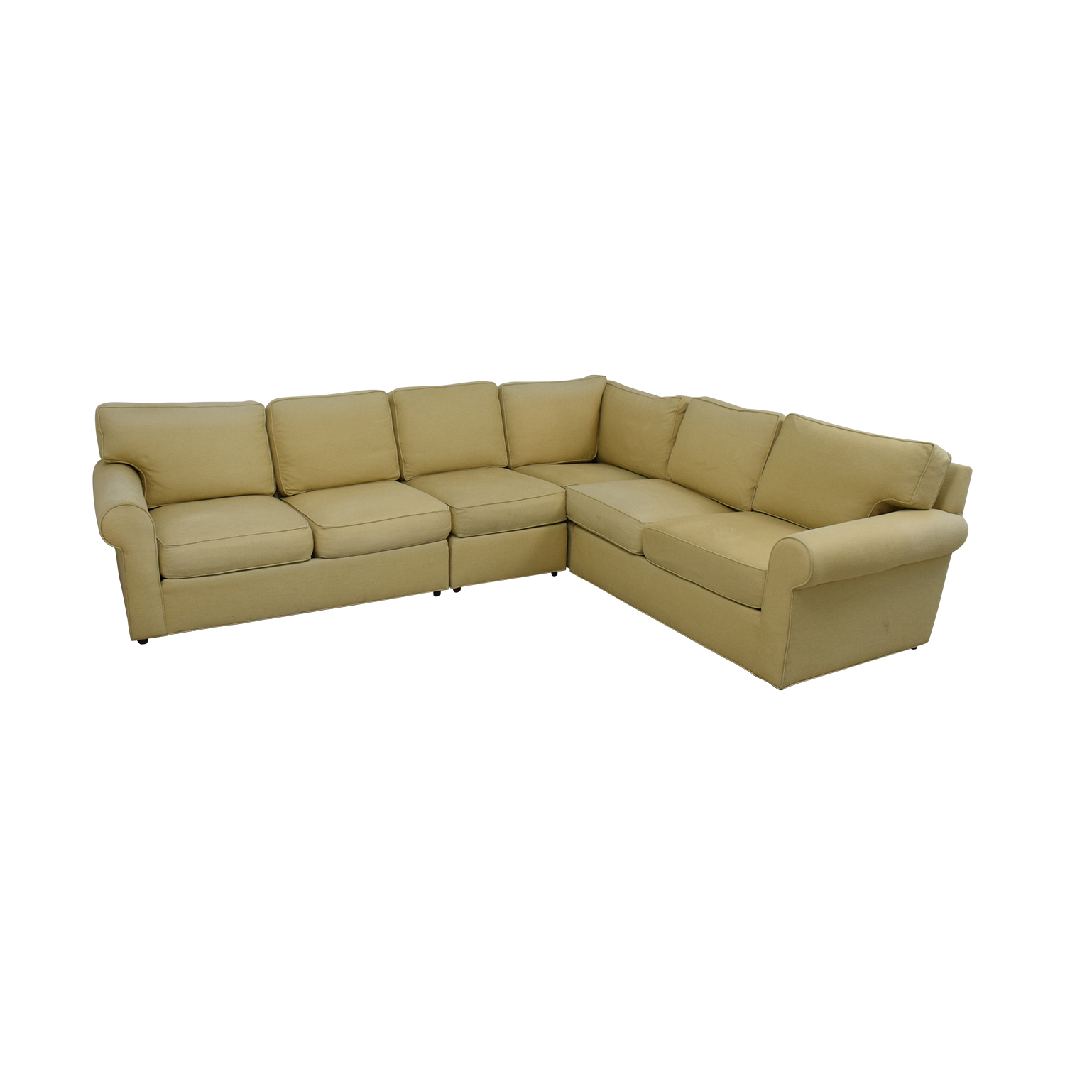 Ethan Allen Ethan Allen Sectional Sofa second hand