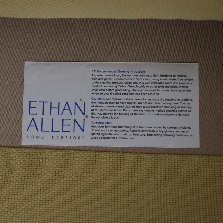 Ethan Allen Ethan Allen Sectional Sofa nyc