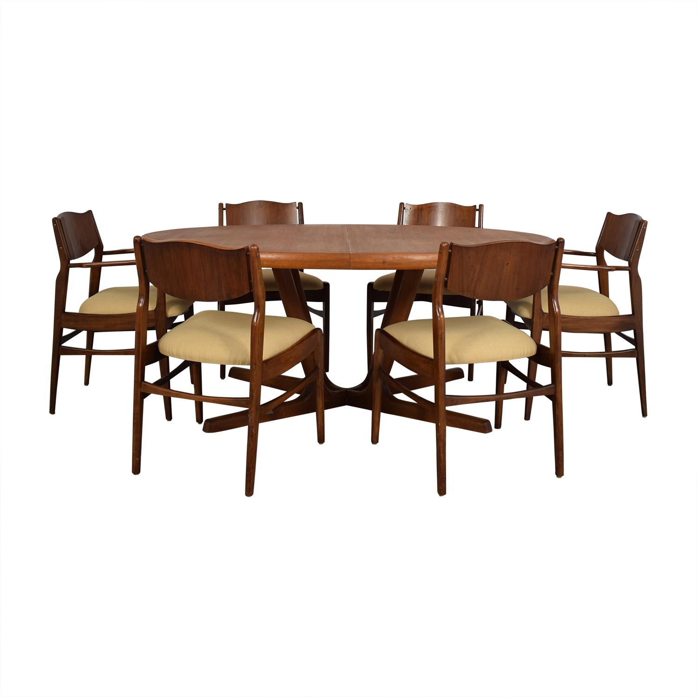 Mid Century Dining Set / Dining Sets