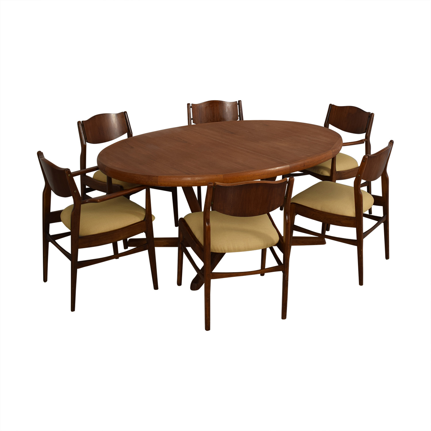 Mid Century Dining Set Tables