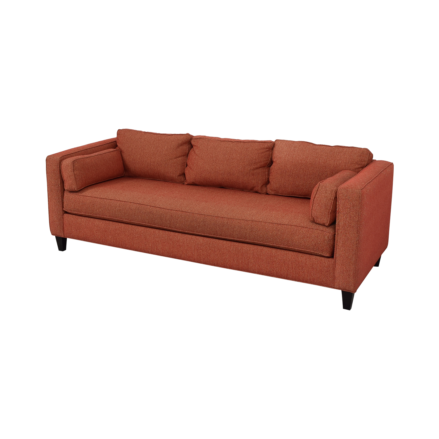 shop Younger Furniture Single Cushion Sofa Younger Furniture Classic Sofas
