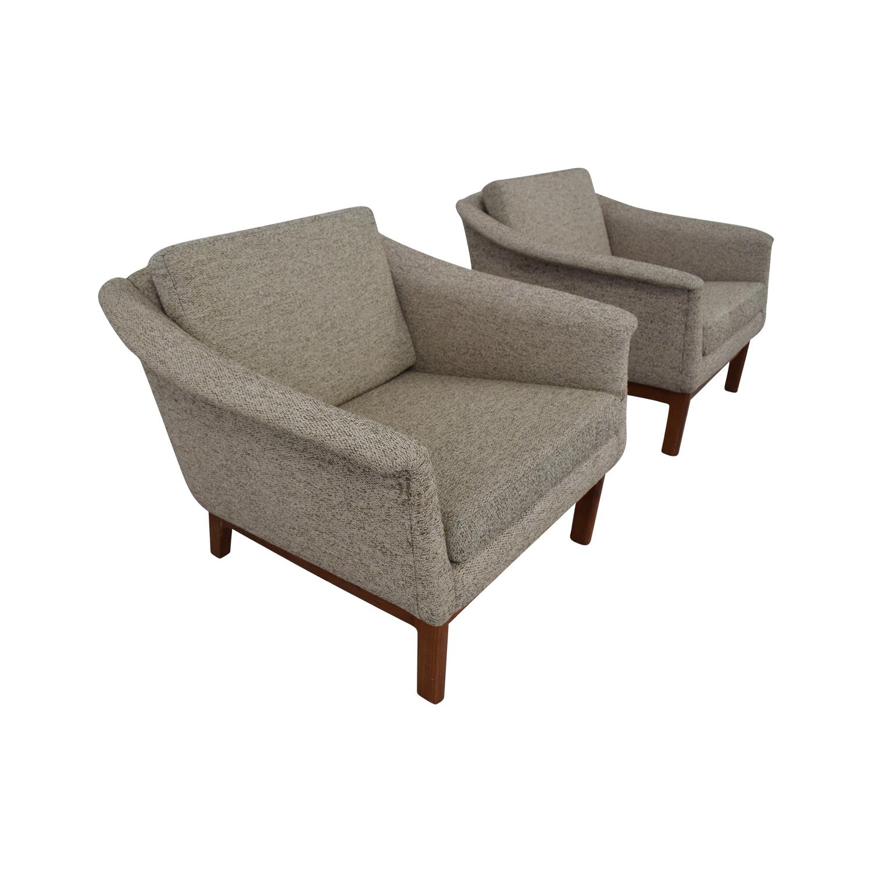 shop DUX DUX Mid Century Lounge Chairs online