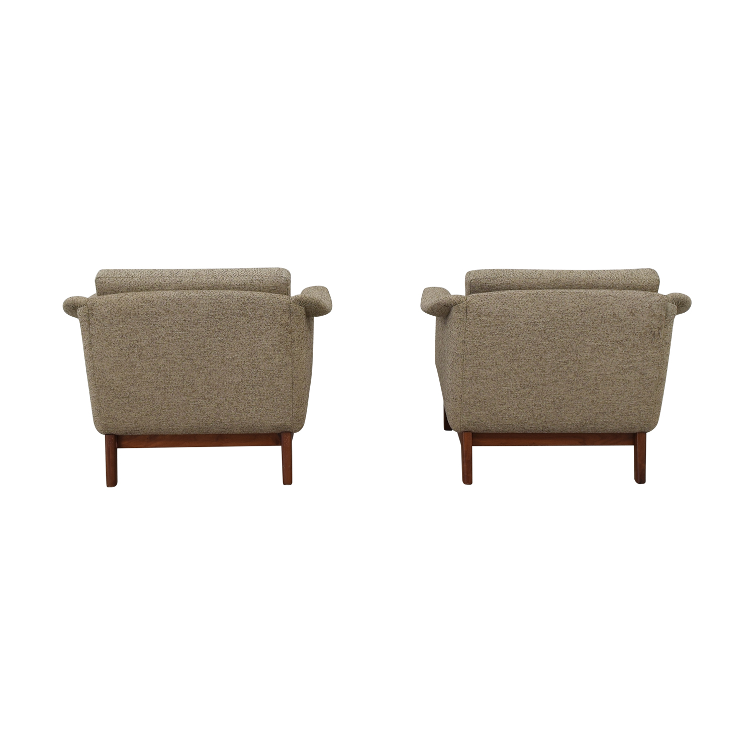 shop DUX Mid Century Lounge Chairs DUX Accent Chairs