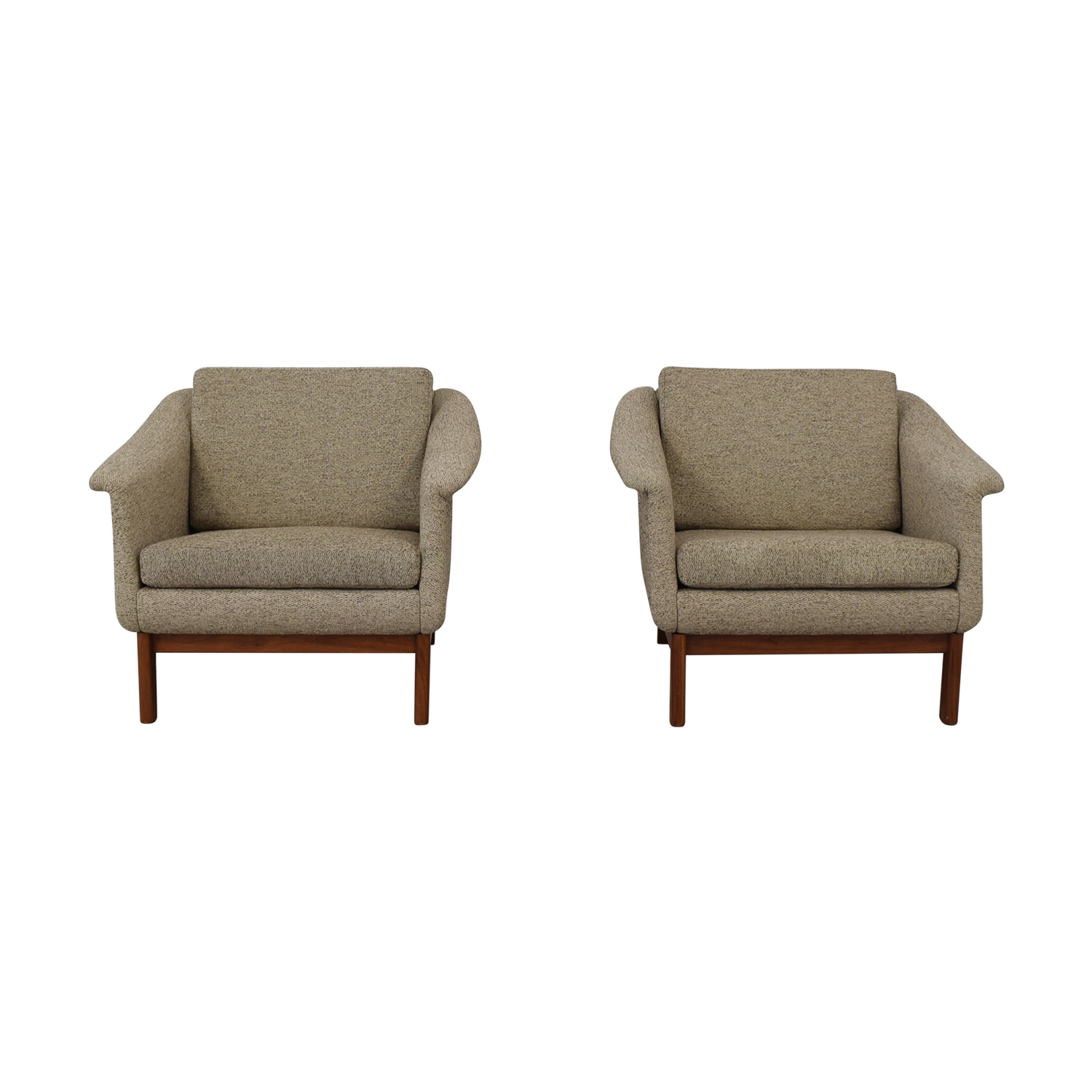 DUX DUX Mid Century Lounge Chairs price