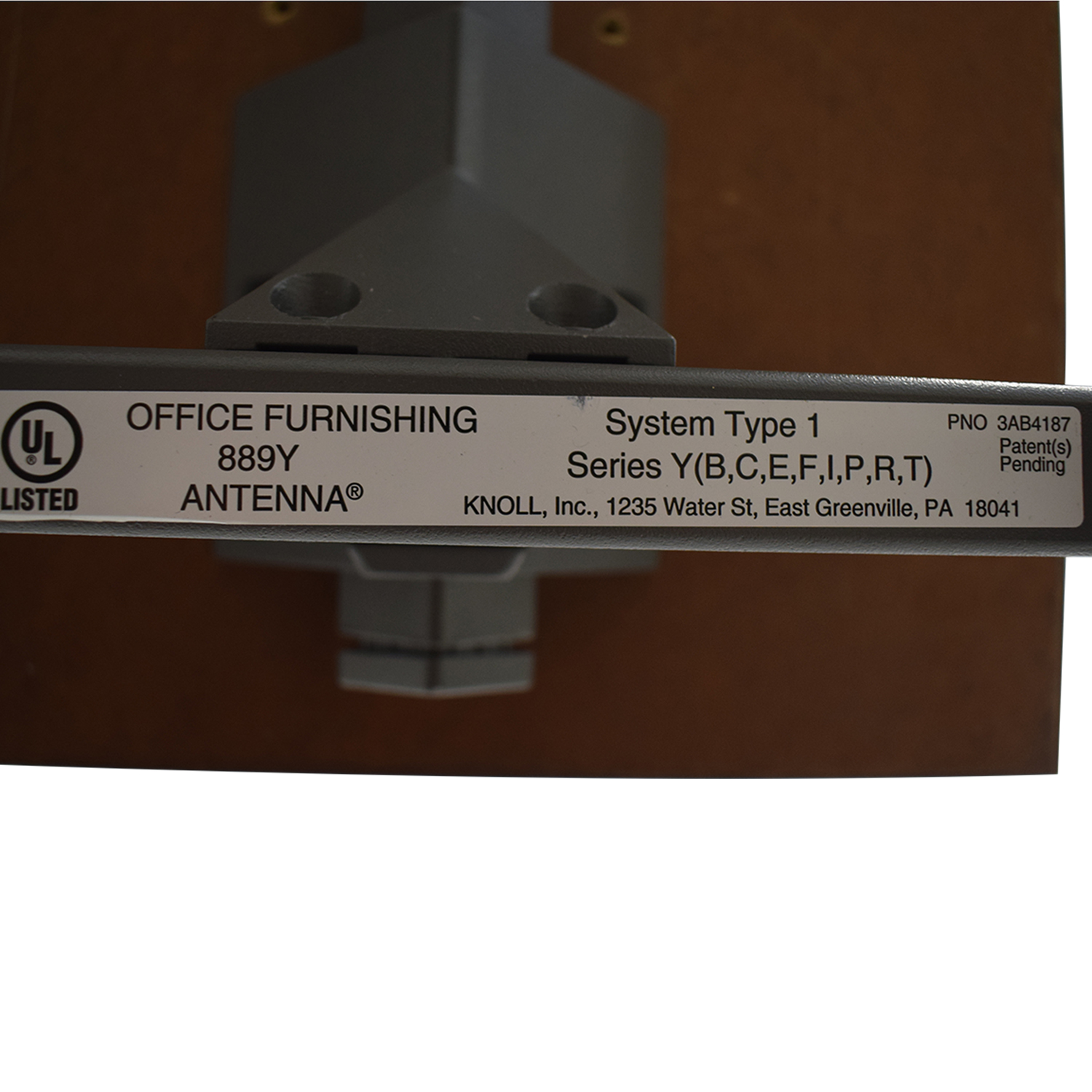 Knoll Knoll Antenna Desk price
