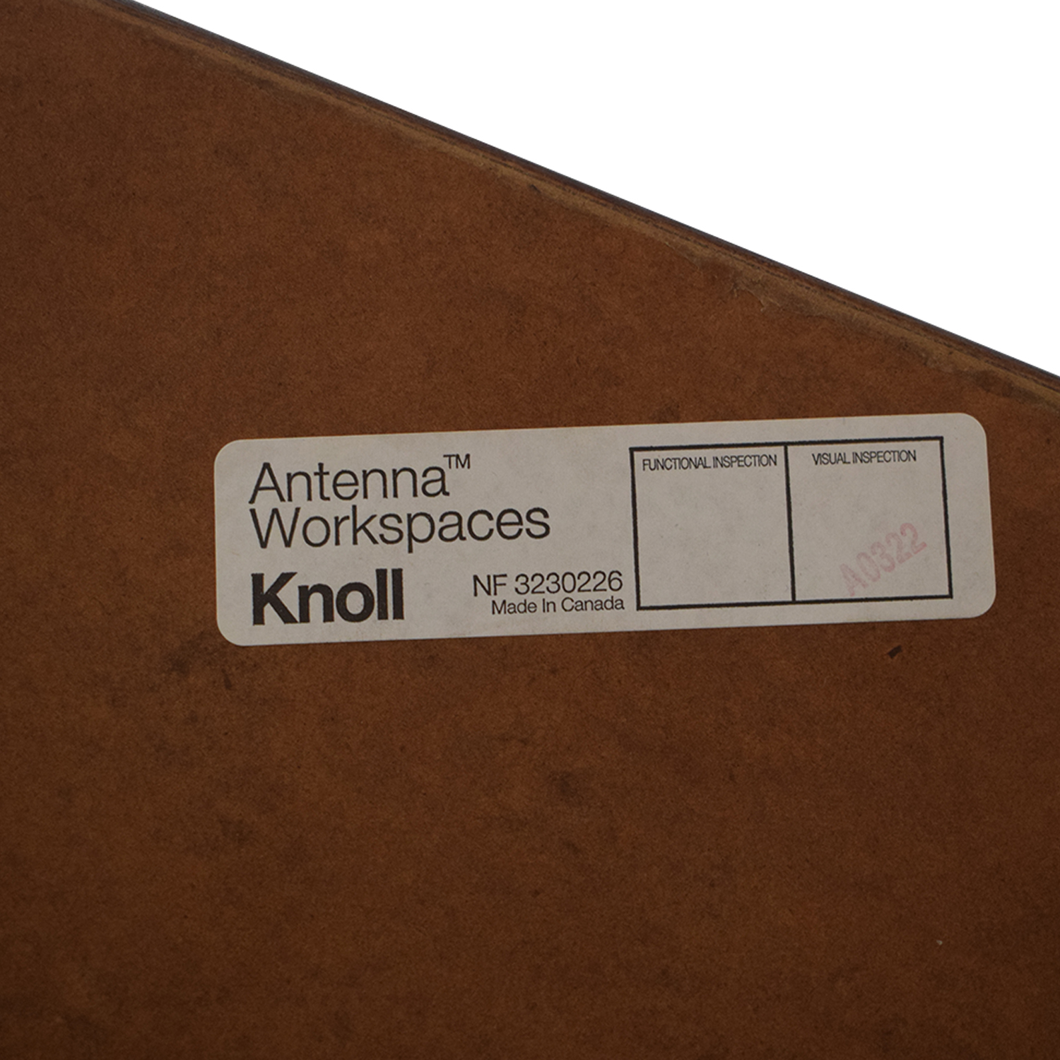 Knoll Knoll Antenna Desk nyc