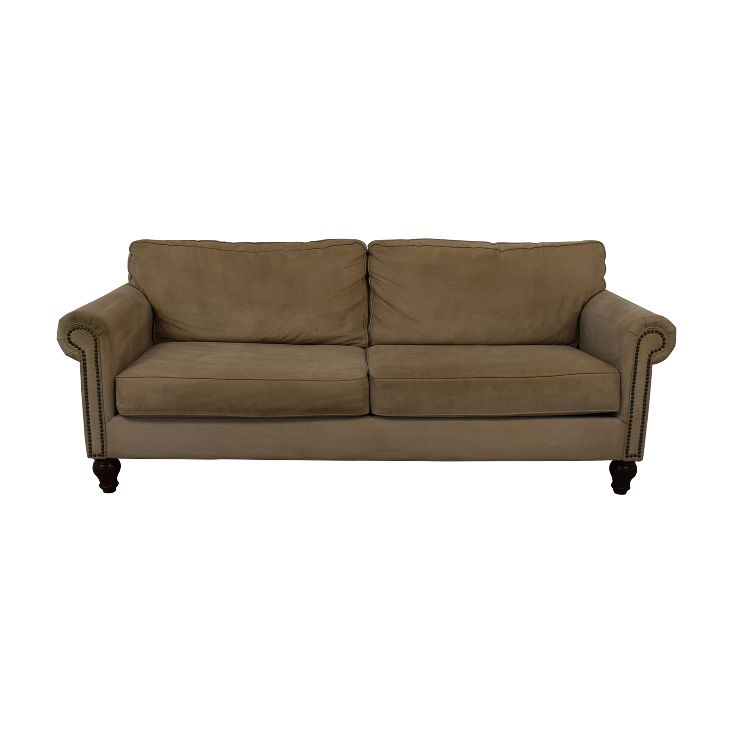 Pier 1 Alton Rolled Arm Sofa / Sofas