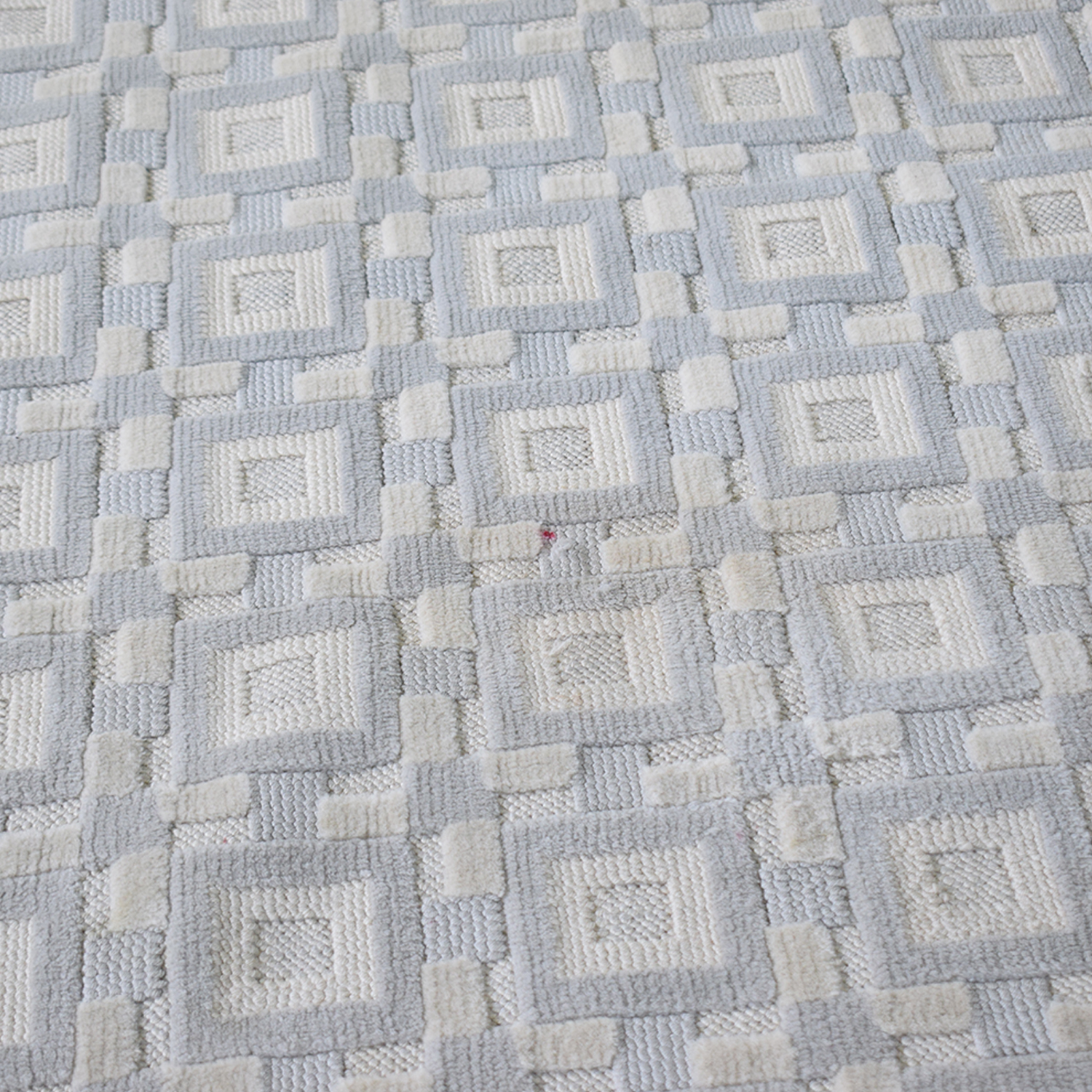 Decorative Natural Fiber Rug