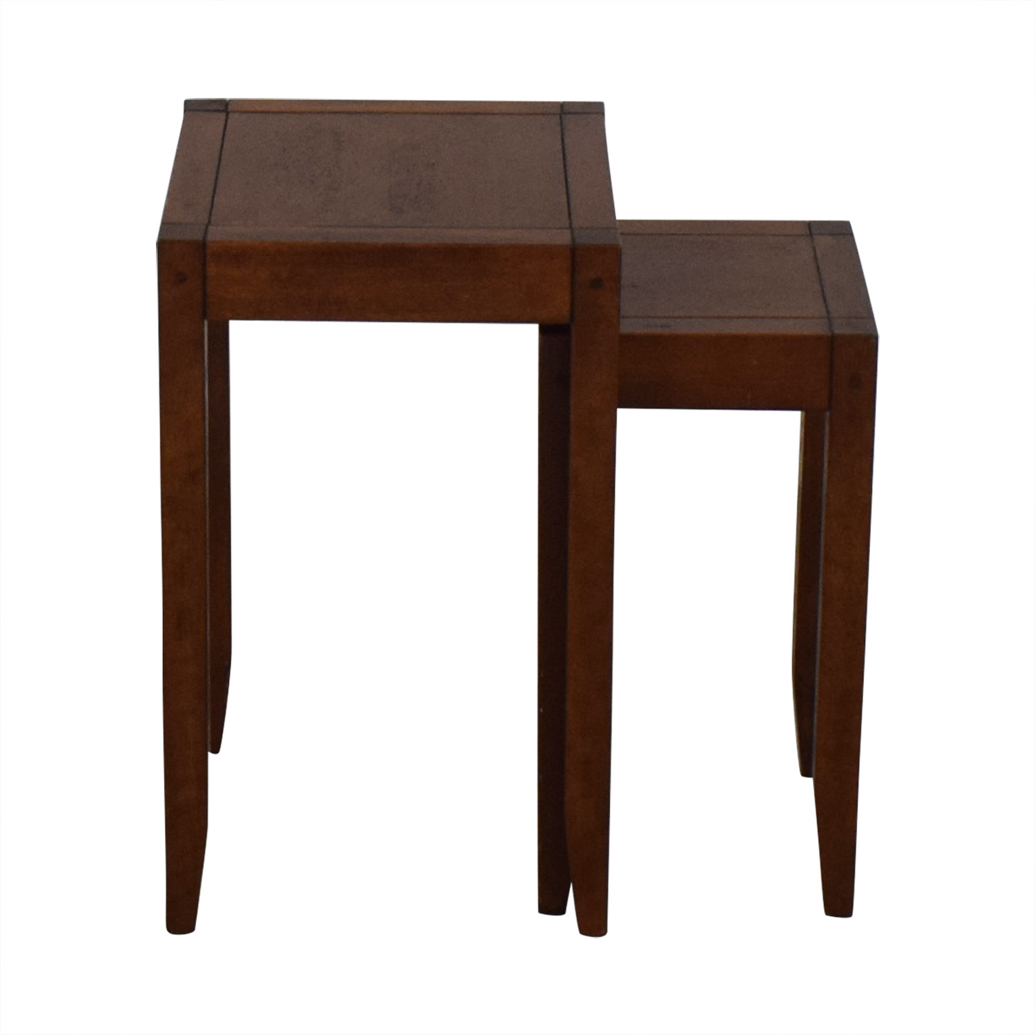 Nesting Accent Tables on sale