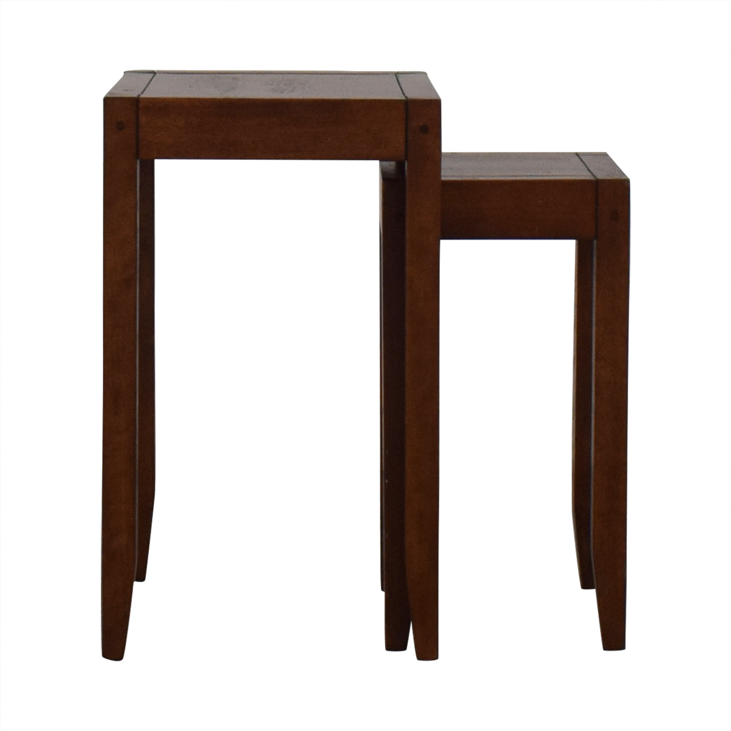Nesting Accent Tables nj