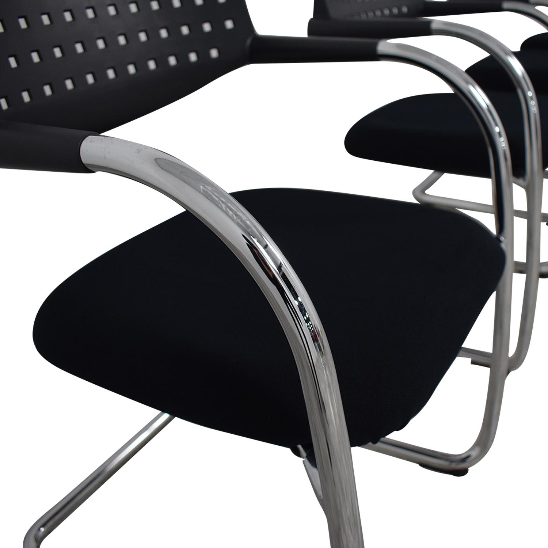shop Vitra Visavis Stackable Chairs Vitra Dining Chairs