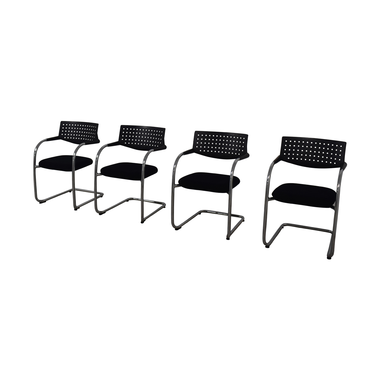 Vitra Vitra Visavis Stackable Chairs Chairs