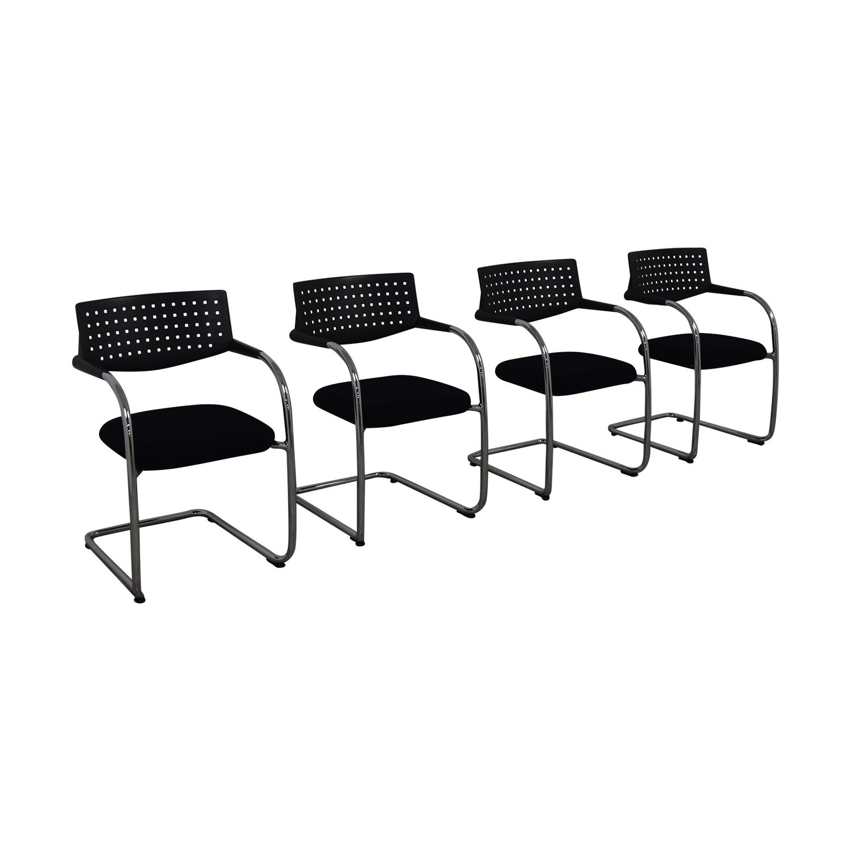 Vitra Vitra Visavis Stackable Chairs price