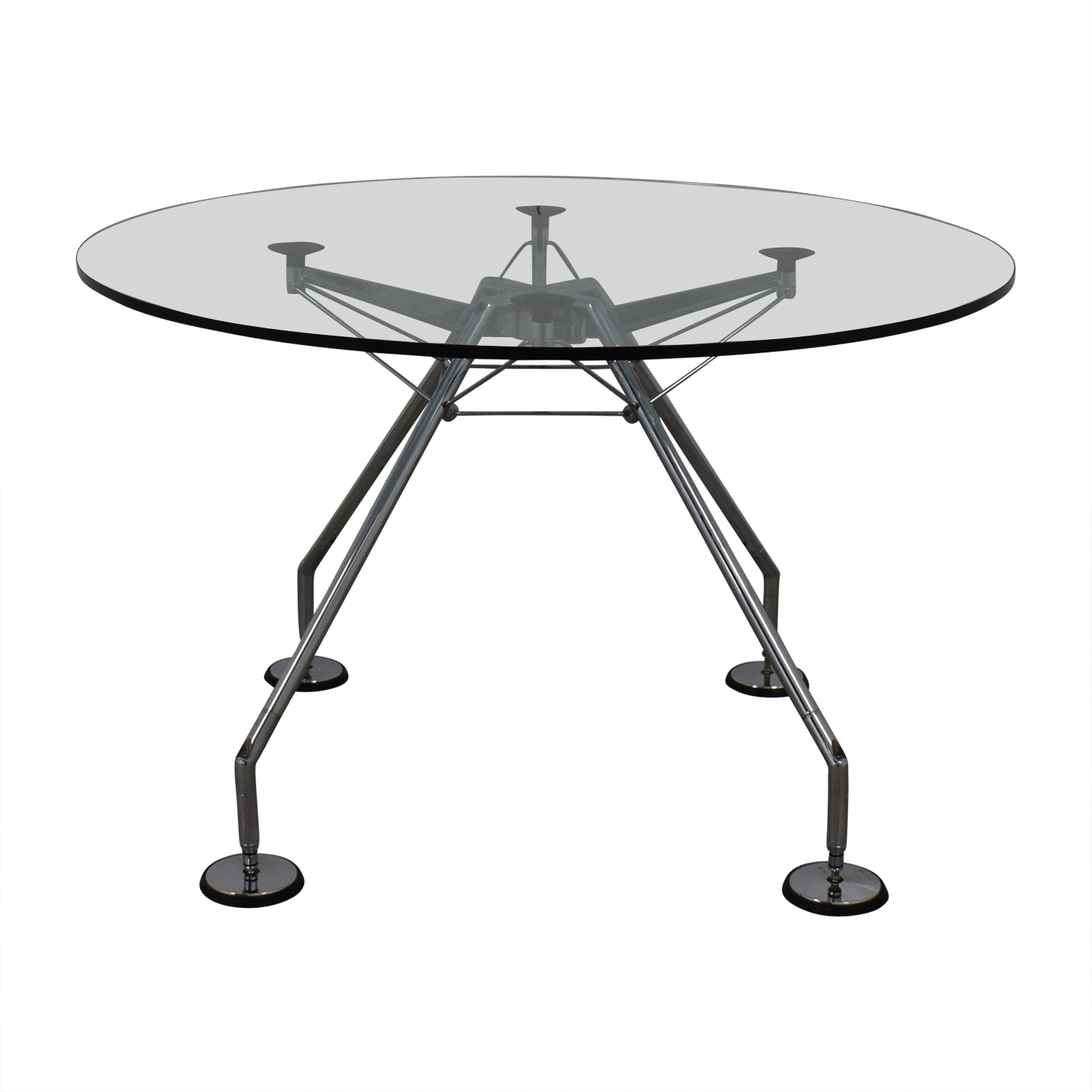 Tecno Tecno Nomos Circular Table Tables