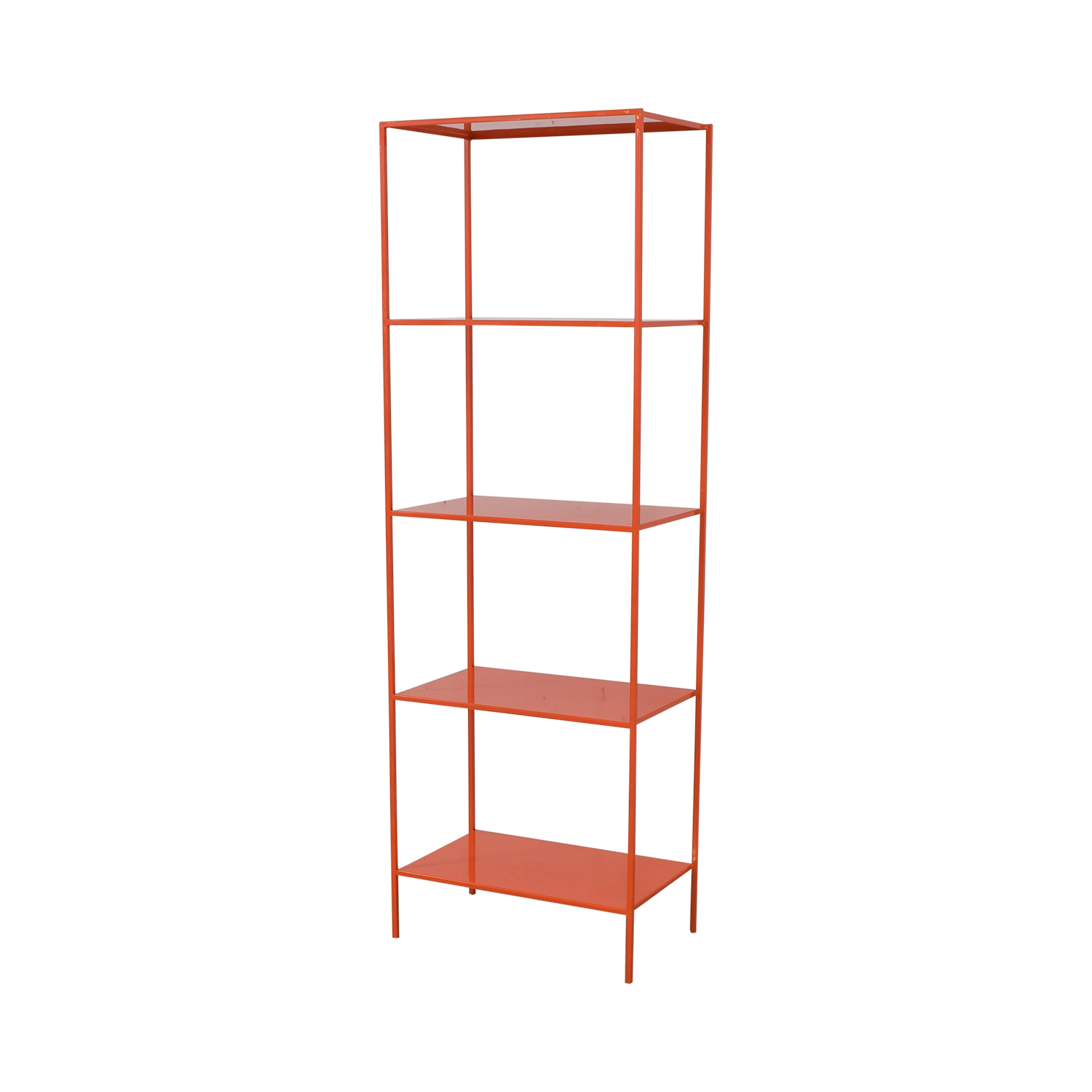 buy Room & Board Orange Bookshelf Room & Board