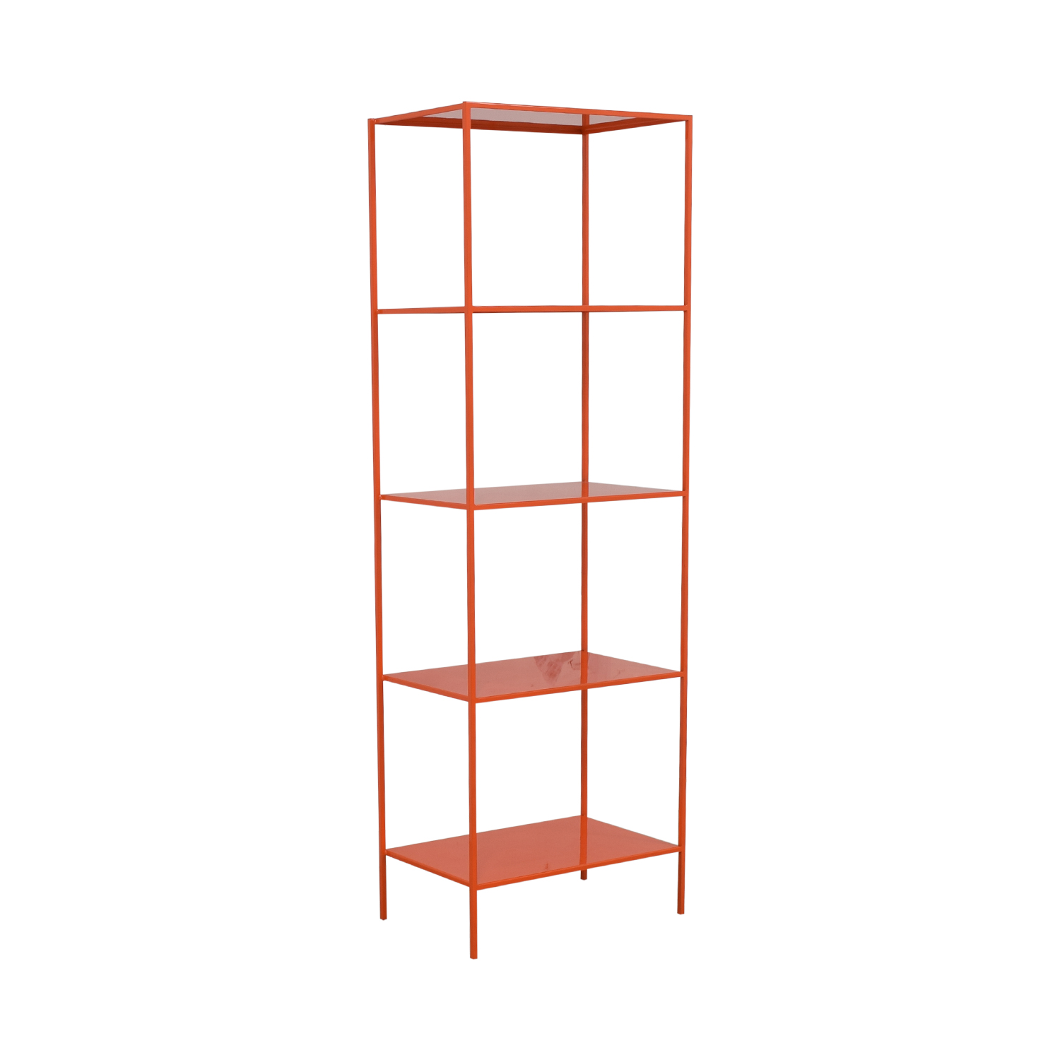 buy Room & Board Room & Board Orange Bookshelf online